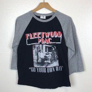 Fleetwood Mac Tee by Easyriders Size M